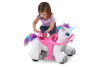 Kid Trax Rideamals Unicorn Toddler Ride-On