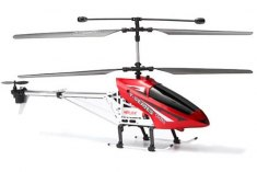 MJX R/C i-Heli Shuttle Red T64/T604 - T64