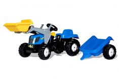 Rolly Toys rollyKid NEW HOLLAND 023929