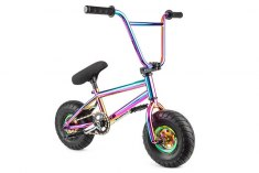 BLITZ M1 Mini BMX neo chrome