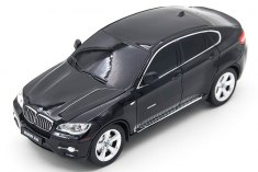 Rastar BMW X6 Black 1:24 31700