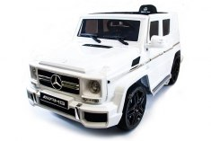 Mercedes-Benz G63 LUXURY белый