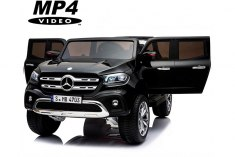 Mercedes-Benz X-Class 4WD MP4 XMX606 черный глянец