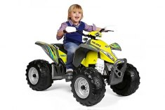 Peg-Perego Polaris Outlaw Citrus