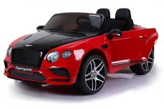 Bentley Continental Supersports Red 12V - JE1155