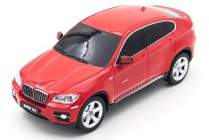 Rastar BMW X6 Red 1:24 31700-R