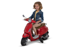 Kid Trax Vespa Scooter Ride-On
