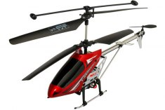 MJX R/C i-Heli Shuttle Red T04/T604 - T04