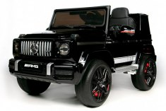 Mercedes-Benz G63 AMG 12V BBH-0003 BLACK-PAINT