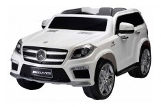 Mercedes-Benz GL63 белый
