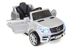 MERCEDES-BENZ ML350 серебро