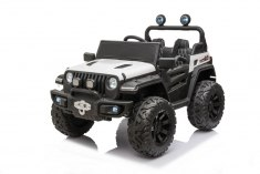 JEEP OFF-ROAD C555CC 4x4 белый