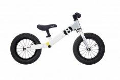 Bike8 Suspension Standart white-silver