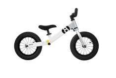 Bike8 Suspension Pro white-silver
