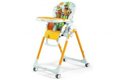 Peg Perego Prima Pappa Follow Me Fox and Friends