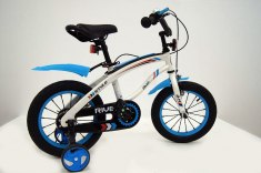 Riverbike Q-16 blue