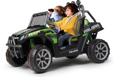 Peg-Perego Polaris Ranger RZR Green Shadow