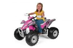 Peg-Perego Polaris Outlaw Pink Power