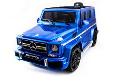 Mercedes-Benz G63 LUXURY синий