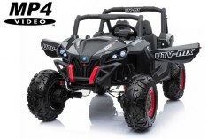 UTV-MX Buggy MP4 XMX603 Black Carbon
