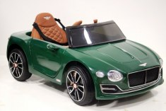 Bentley EXP12 JE1166 зеленый