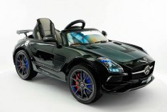 Mercedes-Benz SLS AMG Carbon Edition черный