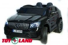 Mercedes-Benz AMG GLC63 2.0 Coupe 4X4 черный краска