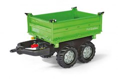 Rolly Toys rollyMega Trailer 121502
