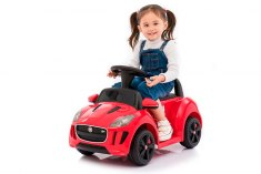 Jaguar F-Type Convertible Red