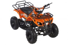 MOTAX ATV X-16 Mini Grizlik Big Wheel м/с оранжевый