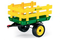 Peg-Perego JD Stake-Side Trailer