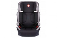 Lionelo Hugo isofix Leather Grey (15-36 кг)