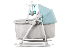 KinderKraft Unimo light blue