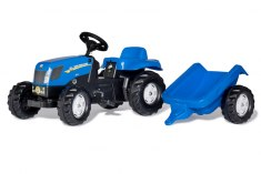 Rolly Toys rollyKid NEW HOLLAND 013074