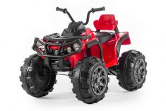 Grizzly ATV Red BDM0906