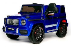 Mercedes-Benz G63 AMG Blue 12V BBH-0002