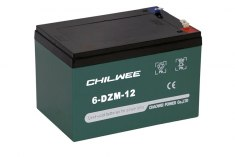 Аккумулятор 12V 16Ah Chilwee 6-DZM(F)-12 GEL