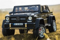 Mercedes-Benz Maybach G650 AMG черный краска