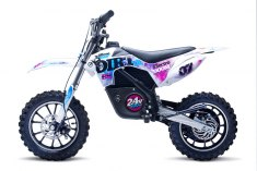 HOOK DIRT BLUE 24V