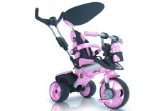 INJUSA CITY TRIKE розовый