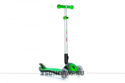 Scooter Maxi Micar Cosmo зеленый