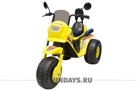 CT 796 Super Harley желтый