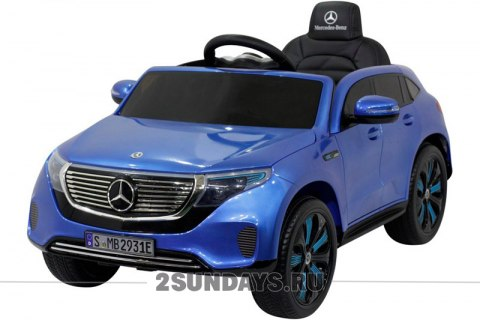 Mercedes-Benz EQC 400 4MATIC HL378 синий глянец