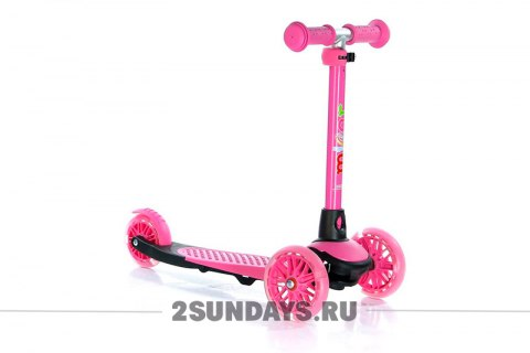 Scooter Mini Micar Jet розовый