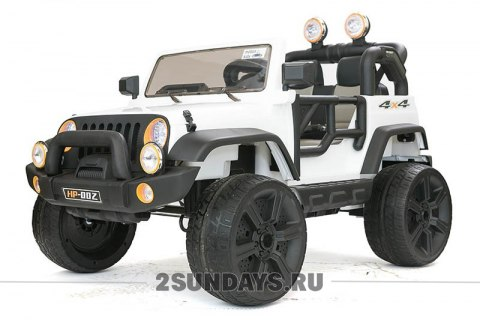 JEEP WRANGLER UNLIMITED HP-00Z белый