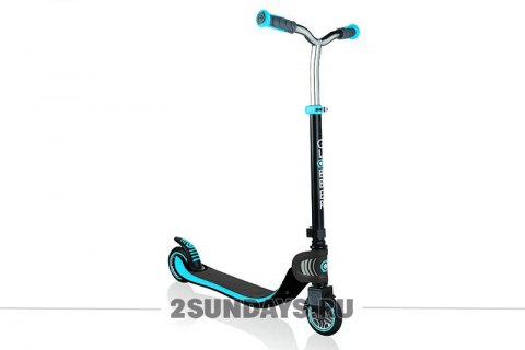 Globber Foldable Flow 125 голубой