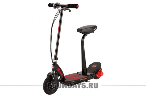 Razor Power Core E100S красный