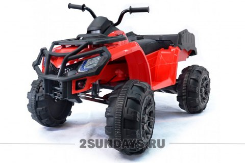 Grizzly Next Red 4WD BDM0909