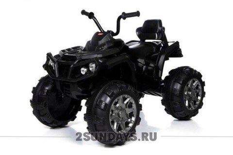 Grizzly ATV Black BDM0906