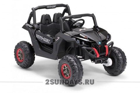 UTV-MX Buggy XMX603 Black Carbon